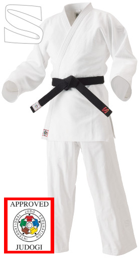 IJF Judogi for Kata (White)