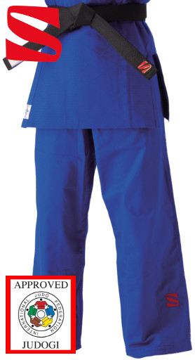 IJF Pants (Blue)