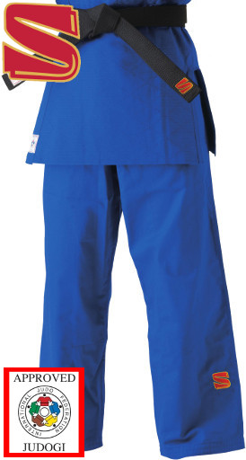 Taisho IJF Pants (Blue)