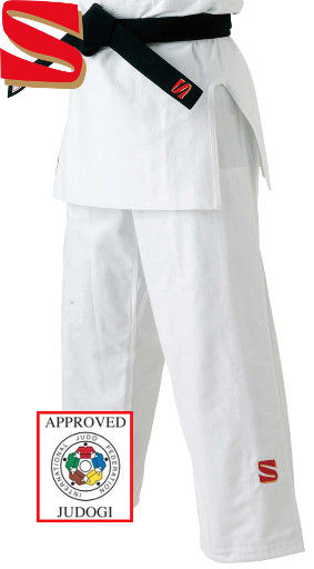IJF Pants (White)